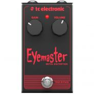 TC Electronic Eyemaster Metal Distortion - Effetto Distorsore per Elettrica