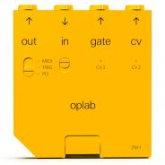 Teenage Engineering Oplab Module - Modulo di Espansione per OP-Z