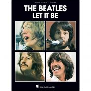 Hal Leonard The Beatles - Let It Be
