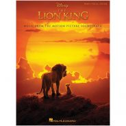 Hal Leonard E. John, T. Rice, H. Zimmer The Lion King - PVG