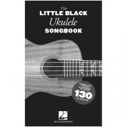 Hal Leonard The Little Black Ukulele Songbook