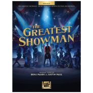 Hal Leonard The Greatest Showman - Musica per Ukulele