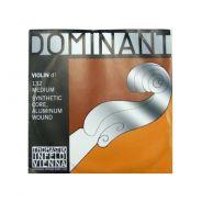 THOMASTIK - Corda Singola per Violino Serie Dominant (III o Re)