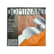 THOMASTIK - Corda Singola per Violino Serie Dominant (IV o Sol)