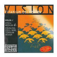 THOMASTIK - Corda Singola per Violino Vision Titanium Orchestra™ (I o Mi)