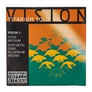 THOMASTIK - Corda Singola Per Violino Serie Vision™ Titanium Solo, (II o La)