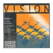 THOMASTIK - Corda Singola per Violino Vision Titanium Orchestra™ (III o Re)