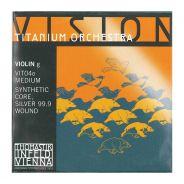 THOMASTIK - Corda Singola per Violino Vision Titanium Orchestra™ (IV o Sol)