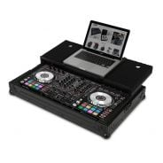 UDG U91011BL - Ultimate Flight Case per Pioneer DDJ-RX/SX/SX2 Black