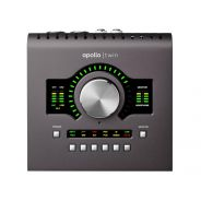 UNIVERSAL AUDIO APOLLO TWIN QUAD MKII - Interfaccia Audio Thunderbolt