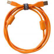 0 Udg U95003OR - ULTIMATE CAVO USB 2.0 A-B ORANGE STRAIGHT 3M Cavo usb