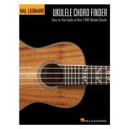 Hal Leonard Ukulele Chord Finder - Libro di Accordi per Ukulele