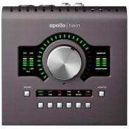 Universal Audio Apollo Twin Duo MKII MK2 - Interfaccia Audio Thunderbolt 2x6 per Mac e PC