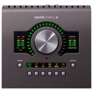 Universal Audio Apollo Twin X Quad Thunderbolt Heritage Edition
