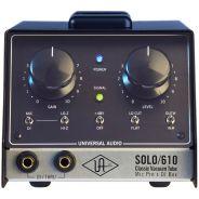 Universal Audio SOLO/610 - Preamplificatore Microfonico Valvolare