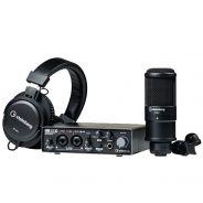 Steinberg UR22C Recording Pack - Interfaccia UR22C con Cuffie e Microfono2