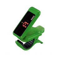 KORG PITCHCLIP GR Accordatore Cromatico Clip-On Verde Limited Edition