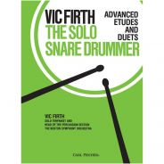 Carl Fischer Vic Firth The Solo Snare Drummer