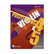 De Haske Publications Violin Positions 4 e 5