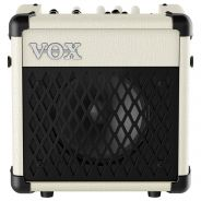 Vox Mini5 Rhythm IV Ivory - Amplificatore Combo per Chitarra Elettrica 5W