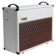 """Cabinet per Chitarra 2 x 12"""" Vox V212C White Bronco"""
