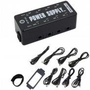 0 XVIVE V19 POWER SUPPLY Alimentatore multiplo per effetti a pedale Accessori per Amplificatori ed Effetti