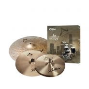 Zildjian A City Pack - Set di Piatti