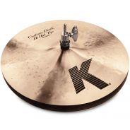"Zildjian K0940 - Coppia di Piatti Hi-Hat 13"" K Custom Dark"