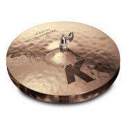 """Zildjian K0993 - Coppia di Piatti Hi-Hat 14"""" K Custom Session"""