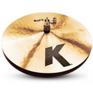 "Zildjian K0820 Coppia di Piatti Hi-Hat K 13"""