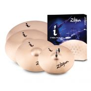 Zildjian Set di Piatti per Batteria Acustica I Family Pro Gig