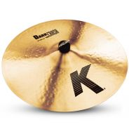 "Zildjian K0904 Piatto K Dark Crash Thin 18"""