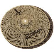 Zildjian L80 Low Volume Hi-Hat 14 - Coppia di Piatti Hi-Hat 14