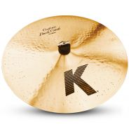 Zildjian K0952 Piatto Crash K Custom Dark 17""