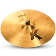 "Zildjian K0912 Piatto Crash K Dark Thin 20"""