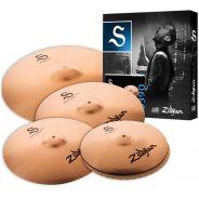 Zildjian Set Piatti Batteria Acustica S390 S Performer Cymbal Set