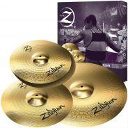 Zildjian 4 Planet Z PLZ4PK - Set di Piatti Ride / Hi-Hat / Crash