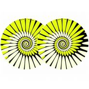 ZOMO 0020103816 Slipmats Paint Giallo