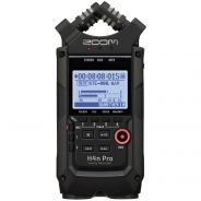 Zoom H4n Pro Black - Registratore Audio Digitale Multitraccia