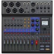 Zoom LiveTrak L 8 - Mixer Digitale 8Ch per Musicisti e Podcaster