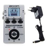 Zoom MS 50G Pedale Multieffetto con Alimentatore
