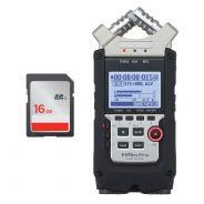 Zoom H4n Pro - Registratore Digitale Professionale con SD Card