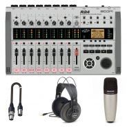 Zoom R24 Recording Pack - Kit per Registrazione