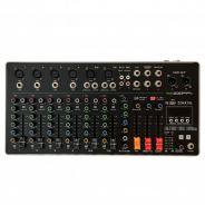 Mixer Audio 10 Canali ZZIPP ZZMX10L