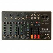 Mixer Audio 8 Canali ZZIPP ZZMX8L