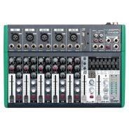 ZZIPP ZZMXE8B - Mixer 8 Canali con DSP e Bluetooth