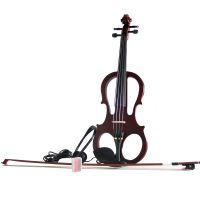 SOUNDSATION E-MASTER / Violino Elettrificato Completo di Custodia