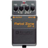 BOSS MT2 Effetto Metal Zone distortion con equalizzatore