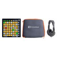 Novation Launchpad Mini MKII Controller MIDI USB Ableton PC MAC DJ Custodia Cuffie