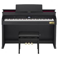 Casio Celviano AP-710 Pianoforte Digitale Nero Satinato 88 Tasti